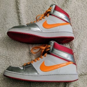 Nike High Top Dunks